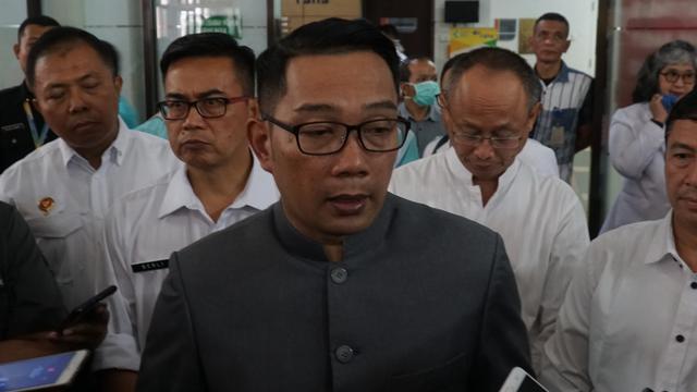 Ridwan Kamil Tetapkan Jawa Barat Siaga 1, Depok Diisolasi?