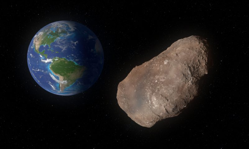 Kenali Lebih Dekat Asteroid Raksasa Yang Akan Melintasi Bumi, April 2020