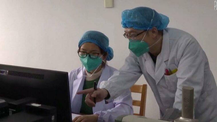Kasus Virus Corona Melonjak Hingga 100 Ribu Lebih