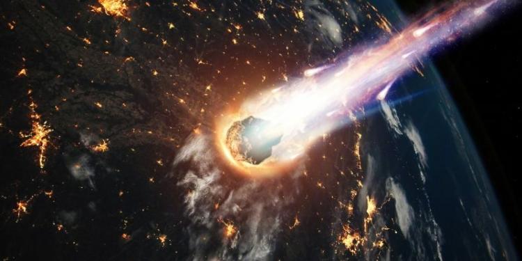 Daftar Asteroid Raksasa Jatuh ke Bumi