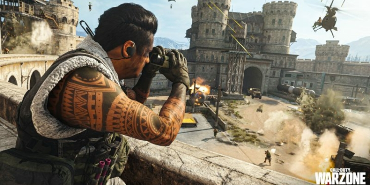 Call of Duty: Modern Warfare, Inilah Keunikannya dari Game Battle Royale lainnya