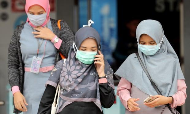 311 Kasus Virus Corona di Indonesia