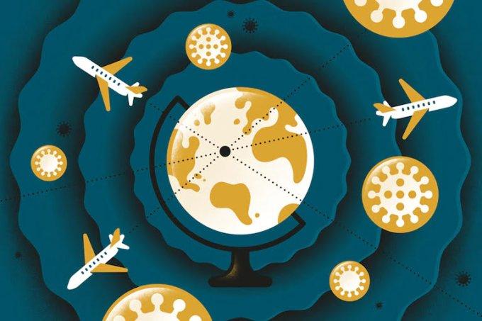 5 Strategi Menghindari Virus Corona Di Lingkungan Kerja