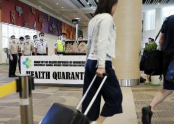 Kasus Virus Indonesia Melonjak Hingga 19 Kasus
