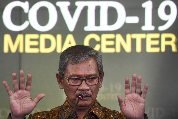 Virus Corona di Indonesia, 69 Kasus dan 4 Orang Meninggal