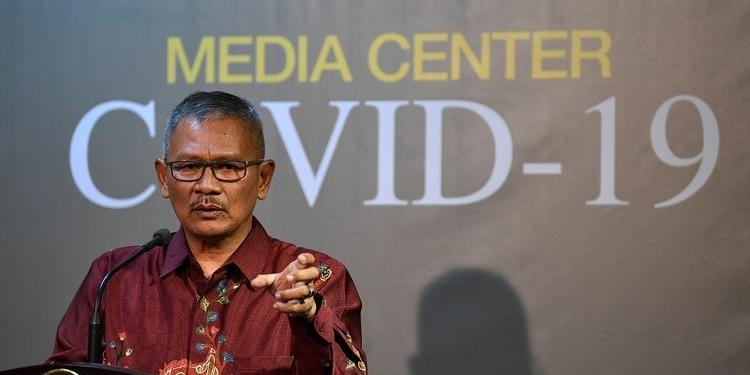 172 Kasus Virus Corona di Indonesia