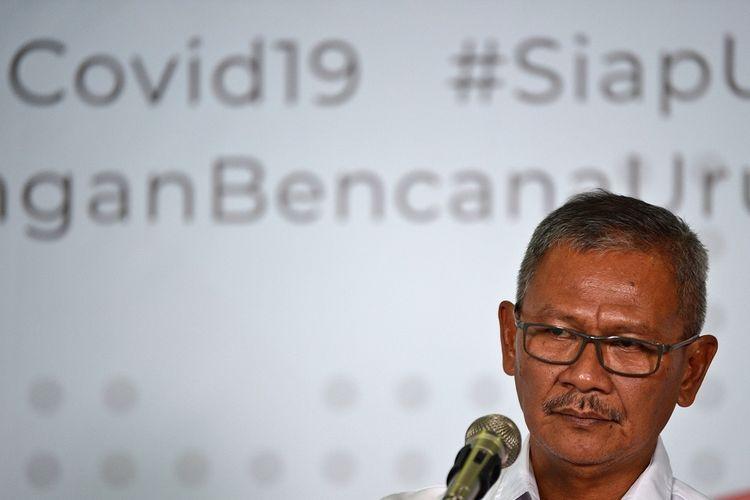 Kasus Virus Corona 369 di Indonesia, 32 Meninggal Dunia