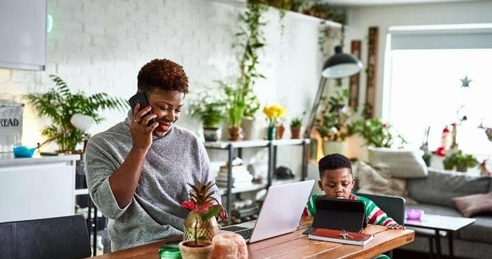 5 Cara Work From Home Tidak Diganggu Anak