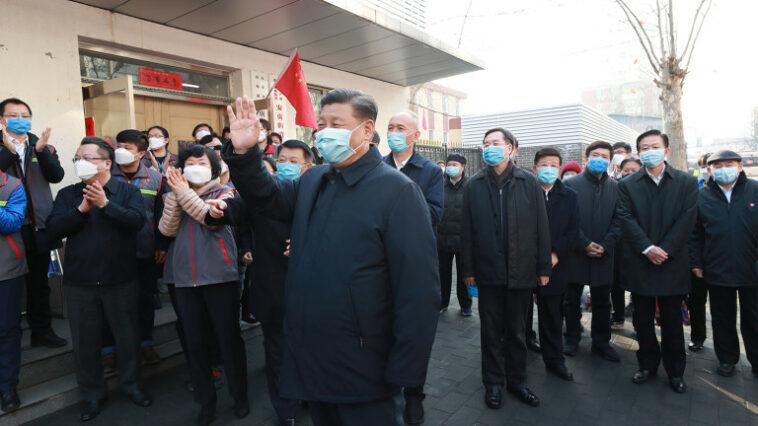China Menuding Indonesia Sebagai Sumber Virus Corona
