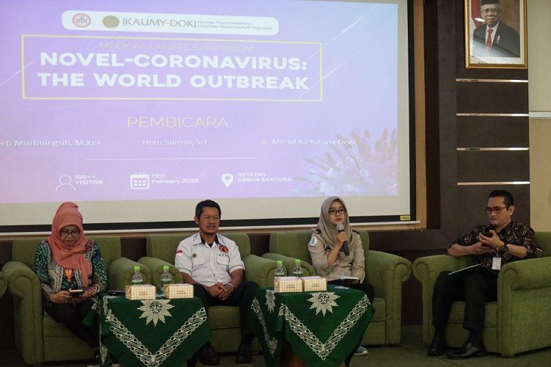 Kasus Virus Corona di Indonesia Melonjak 27 Kasus