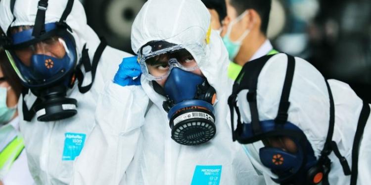 WHO Menyatakan Virus Corona Sebagai Pandemi