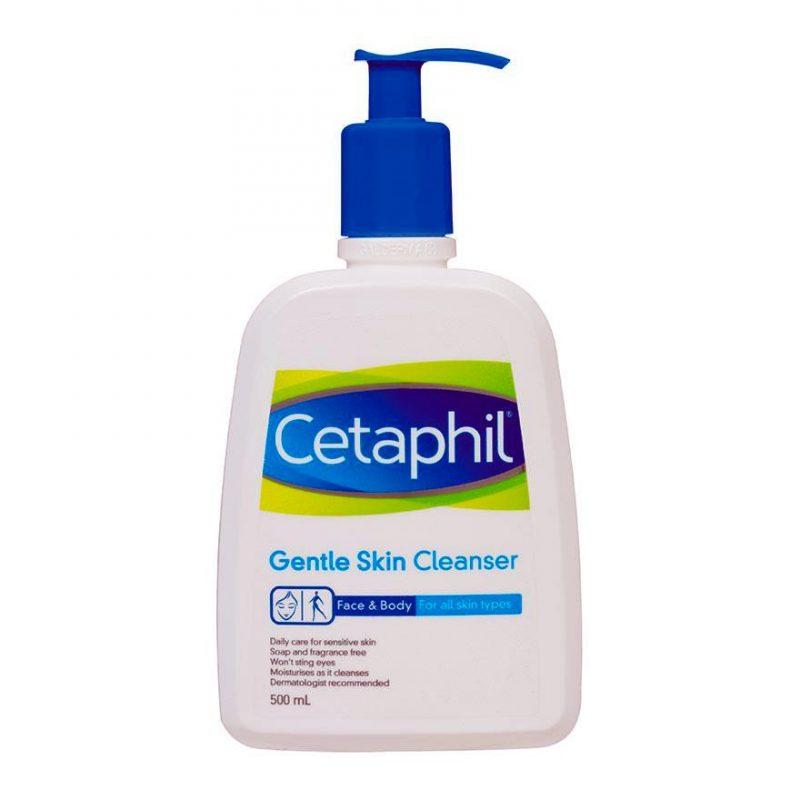 Cetaphil - Sabun jerawat keluarga