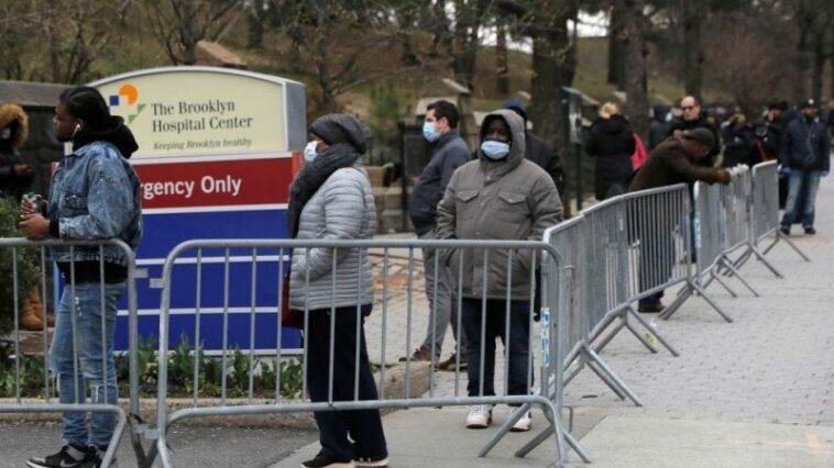 Virus Corona di Dunia Melonjak Hingga 270 Ribu Kasus