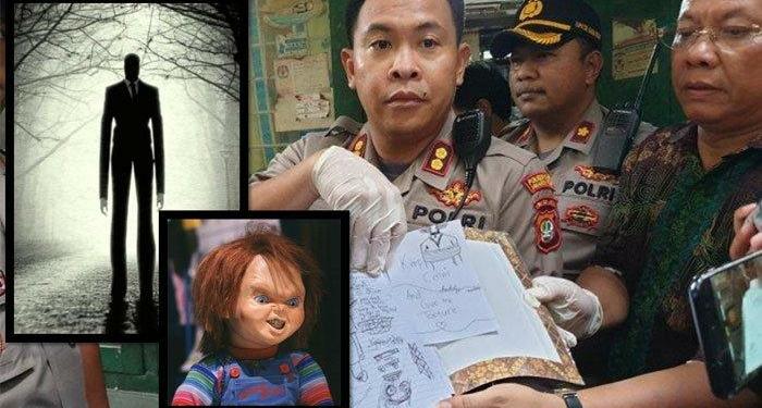 Pelaku Pembunuhan Anak 5 Tahun Memiliki Hobi Menonton dan Gambar Horor