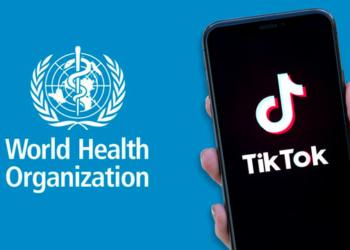 WHO Main TikTok Untuk Meredam Kepanikan Dunia Perihal Virus Corona