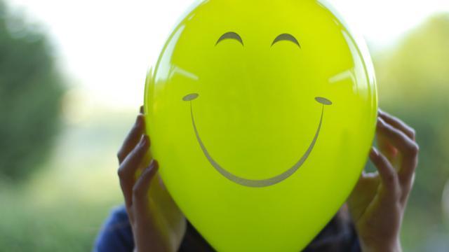 Bahagia Diri Sendiri