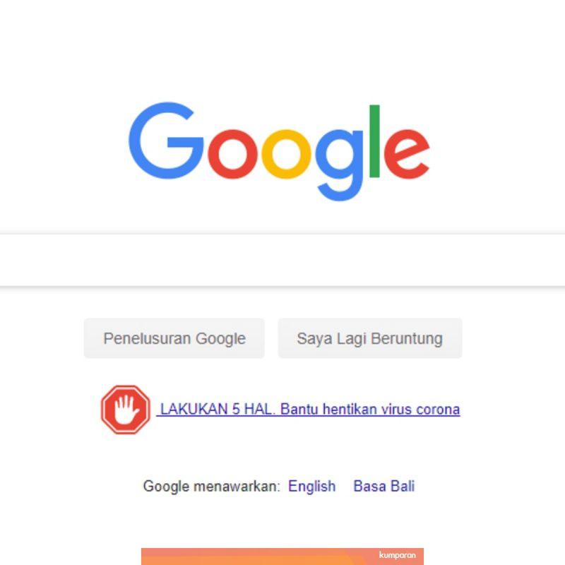 Google Alert Covid19
