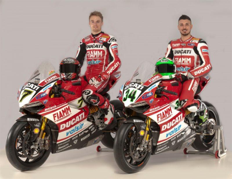 Superbike Riders