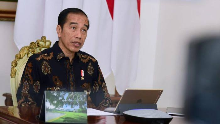 Presiden Pimpin Rapat Terbatas | presidenri.go.id