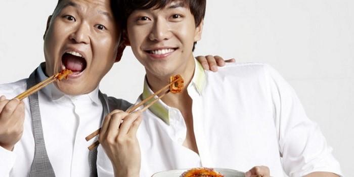 Makan Kimchi