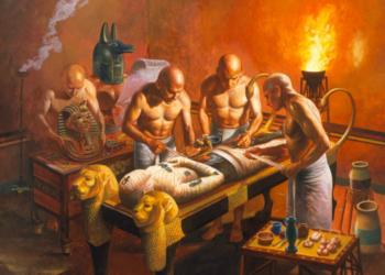 Proses Mumifikasi Mesir Kuno