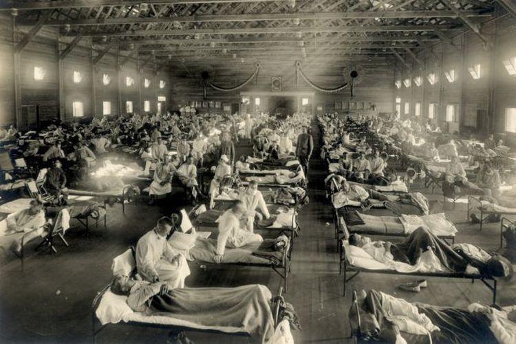 Wabah Flu Spanyol