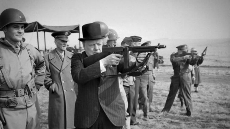 Churchill Secret Army