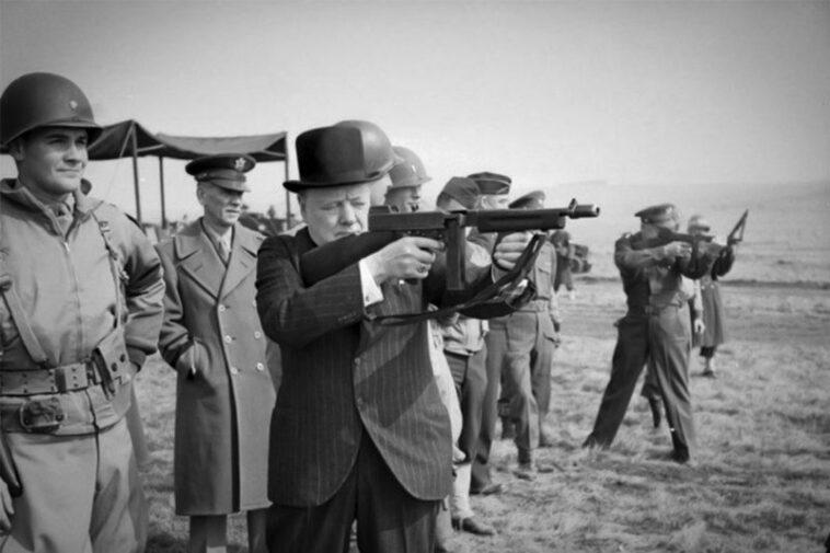 Churchill Secret Army