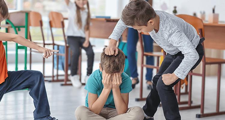Ilustasi Bully Di Sekolah
