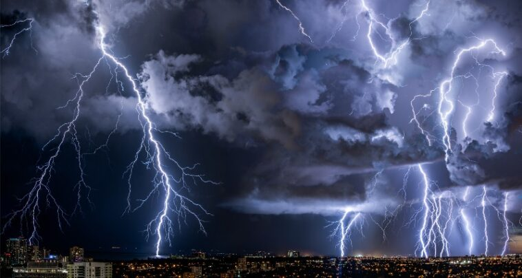 Best Places Cities Lightning A193502306