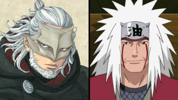 Fans Naruto Protes Kashin Koji Adalah Clone Jiraiya