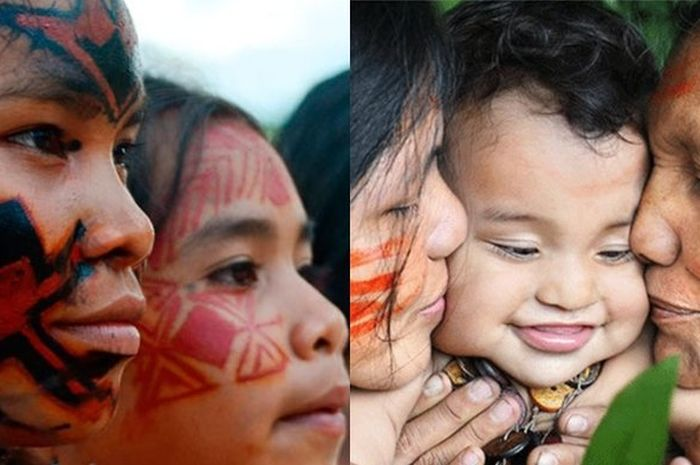 Kisah Unik Suku Wanita Amazon