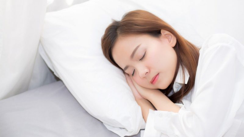 Tidur Jadi Nyenyak