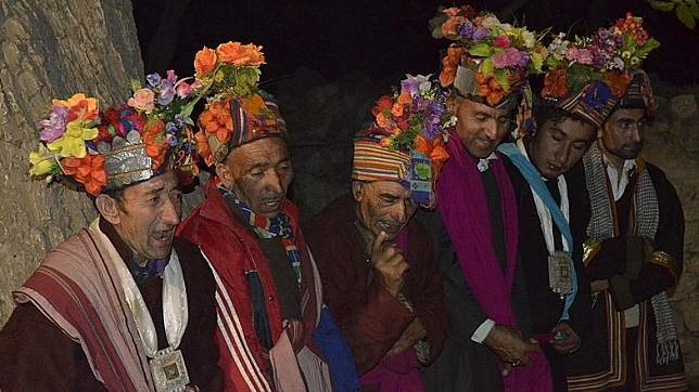 Tradisi Saling Bertukar Istri Suku Drokpa