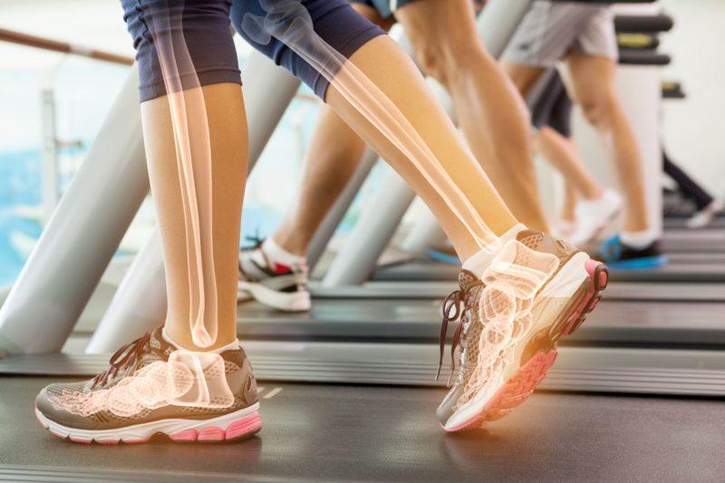 Tulang Kuat dari manfaat jalan kaki
