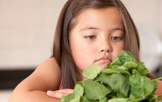 Cara Ampuh Membuat Anak Suka Makan Sayur