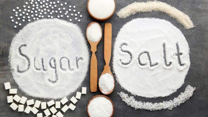 Gula Dan Garam