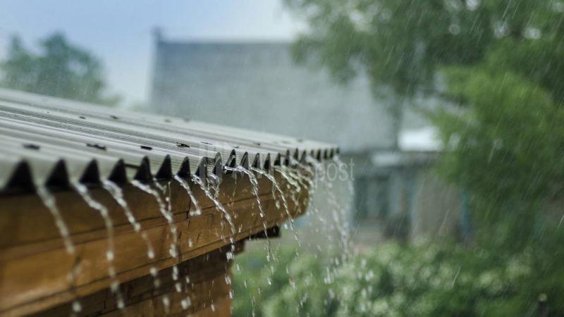 Manfaatkan Air Hujan