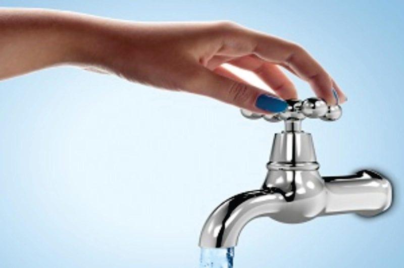 Matikan Keran Air Jika Tidak Sedang Digunakan