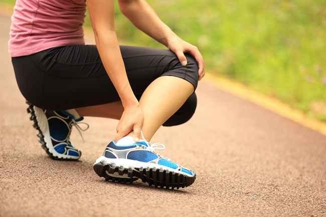 Mudah Mengalami Keram Otot
