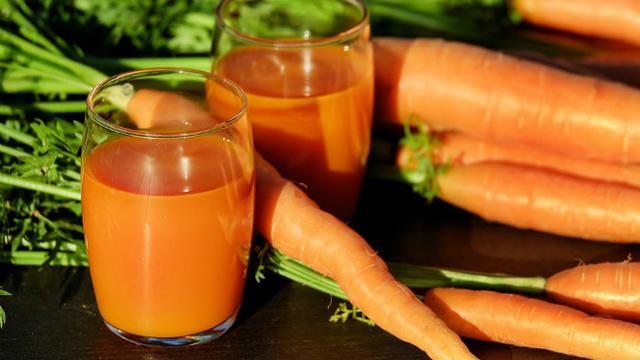 Olahan Jus Sayuran 1