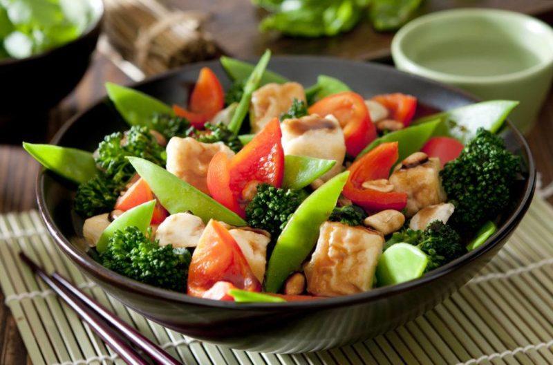 Olahan Tumis Sayuran