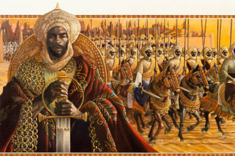 Sumber Kekayaan Raja Mansa Musa