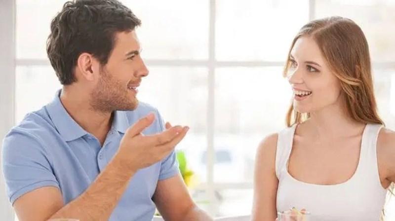 Couple Talking1