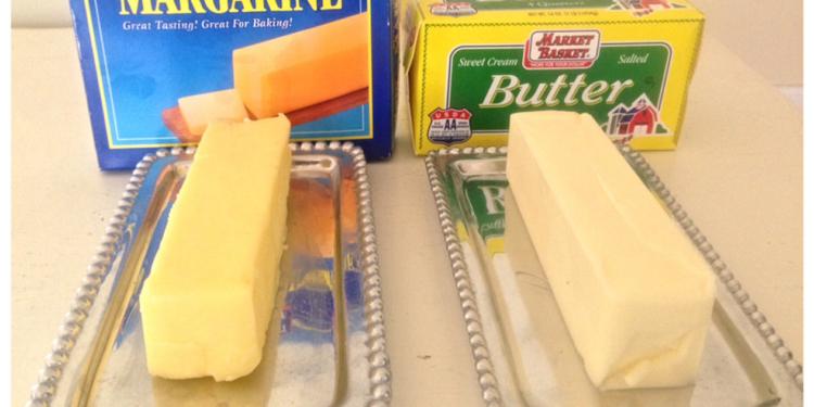 Perbedaan Warna Mentega Dan Margarin 2