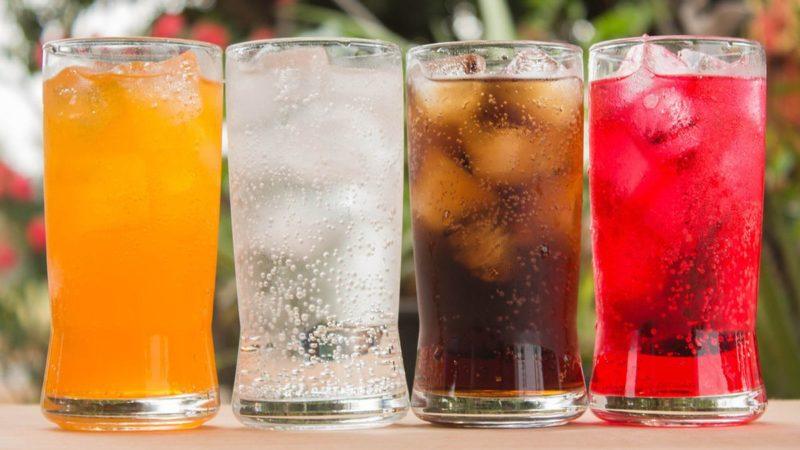 Soda Dan Minuman Manis