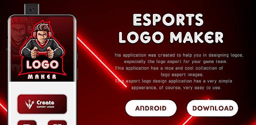 Aplikasi Logo Esport Maker Create Gaming Logo Maker
