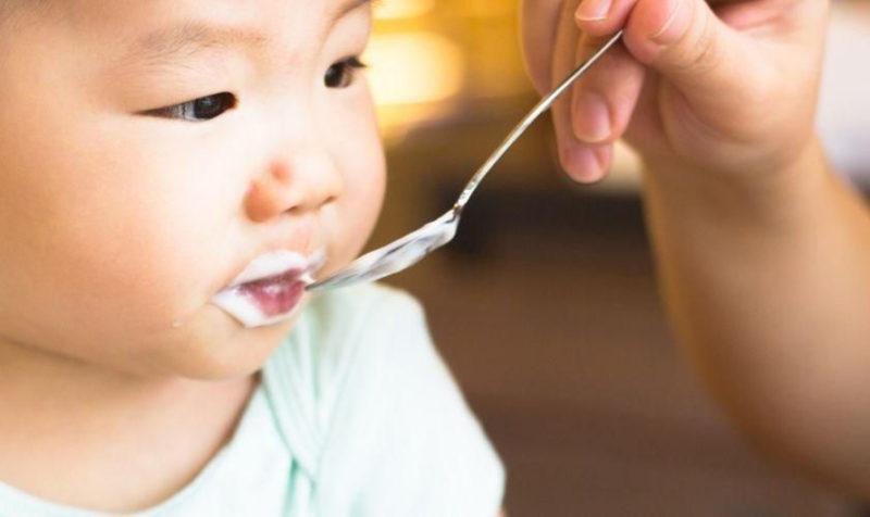 Berikan Yoghurt Atau Makanan Prebiotik Lainnya