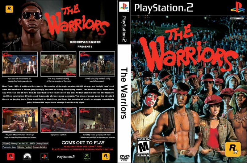 Kode Cheat The Warriors Ps2 Terlengkap