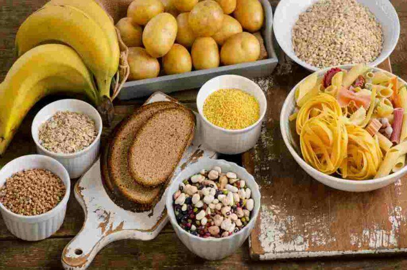 Konsumsi Makanan Mengandung Karbohidrat Kompleks